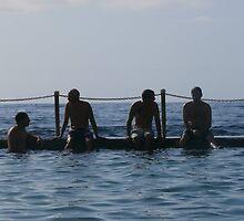 Avalon Beach Men (2) by lowercase