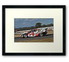 Steven Johnson Framed Print