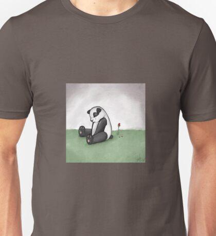 Sadpanda.jpg Unisex T-Shirt