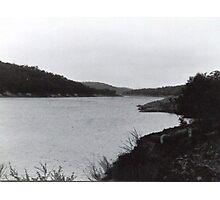Serpentine Dam Photographic Print