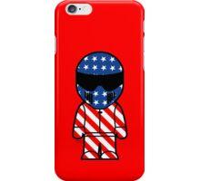 The Stig - American Stig iPhone Case/Skin
