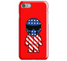 The Stig - American Stig iPhone Case/Skin