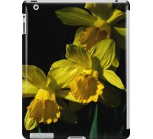 Golden Bells iPad Case/Skin