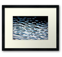 Reflections 3 Framed Print