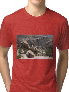 Mountains, Rocks and Sky Tri-blend T-Shirt