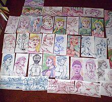 napkin party by madvlad