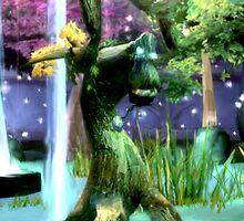 Resto Druid by Speedpainter