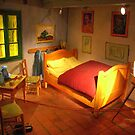 Visit Vincent&#x27;s Bedroom In Arles by coffeebean