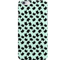 minty cats iPhone Case/Skin