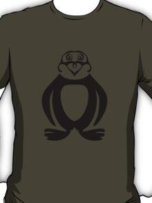penguin very simple vector design T-Shirt