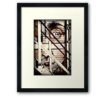 Industrial Wall Art Framed Print