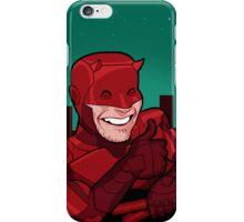 Your Friendly Neighborhood Vigilante iPhone Case/Skin