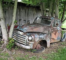 Old Clunker by © Bob Hall
