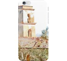 Laureana Cilento: view church iPhone Case/Skin