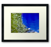 Reflections 11 Framed Print