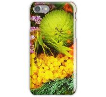 Australian Native Flower Bouquet iPhone Case/Skin