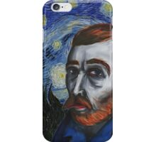 Van Gogh Portrait iPhone Case/Skin