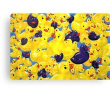 Ducks! Canvas Print