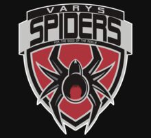Varys Spiders by AngryMongo