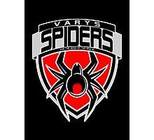 Varys Spiders Photographic Print