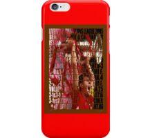 STEVEN GERRARD liverpool istanbul iPhone Case/Skin