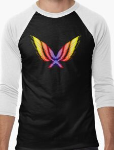FireFigure color Men's Baseball ¾ T-Shirt