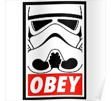 OBEY SHIRT Poster