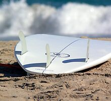 Surfboard by Trish Woodford