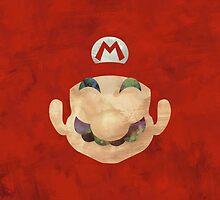Super Mario  by BRTDRCKNS