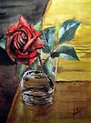 The Whiskey Sour Rose by Jim Phillips