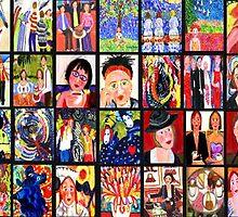 Meet The Ladies by Linda  Sharpe