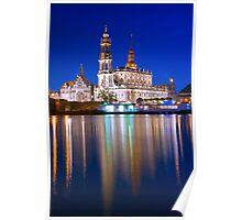 Hofkirche - Dresden, Germany Poster