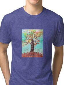Tree of joy Tri-blend T-Shirt
