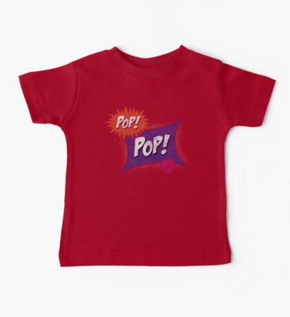 Pop POP! Baby Tee