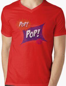 Pop POP! Mens V-Neck T-Shirt