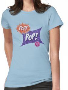 Pop POP! Womens Fitted T-Shirt