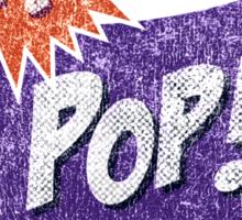 Pop POP! Sticker