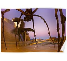 Maman the Giant Spider - Bilbao, Spain Poster
