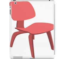 Ray & Chales Eames ICW Chair Classic Design iPad Case/Skin