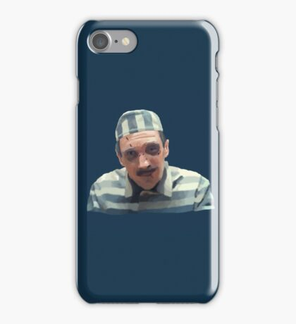 The Grand Budapest Hotel Beat Up iPhone Case/Skin