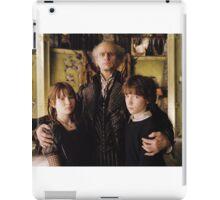 A Series of Unfortunate Events Trio iPad Case/Skin