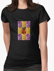 T-shirt: Ladybug In Flowers - nancypics T-Shirt