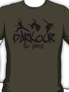 Parkour - No Limits T-Shirt