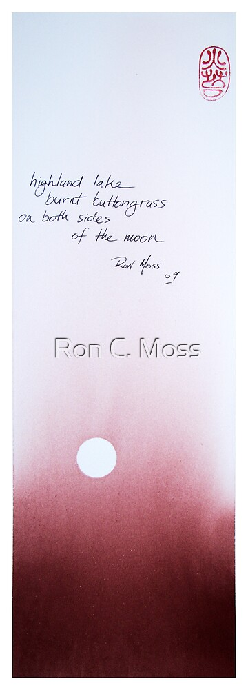 button grass by Ron C. Moss