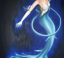 Dark Mermaid by Laura Dhir