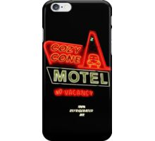Cozy Cone Motel iPhone Case/Skin