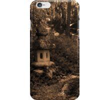 Heiwana Shunkan Zen Garden iPhone Case/Skin