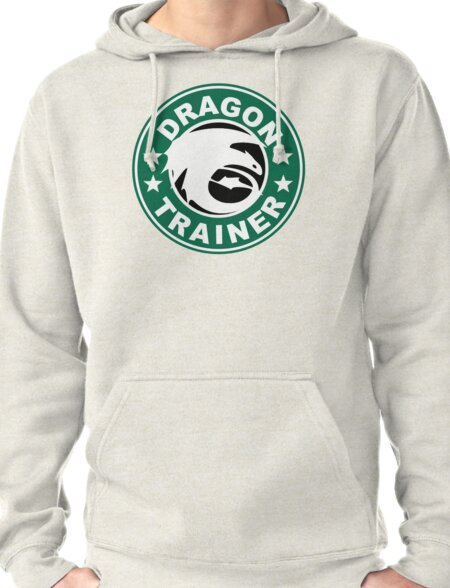 Dragon trainer Pullover Hoodie
