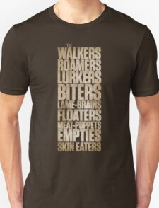 The Walking... T-Shirt