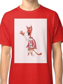 X-ray cat Classic T-Shirt